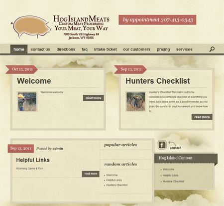 Hog Island Meats screenshot